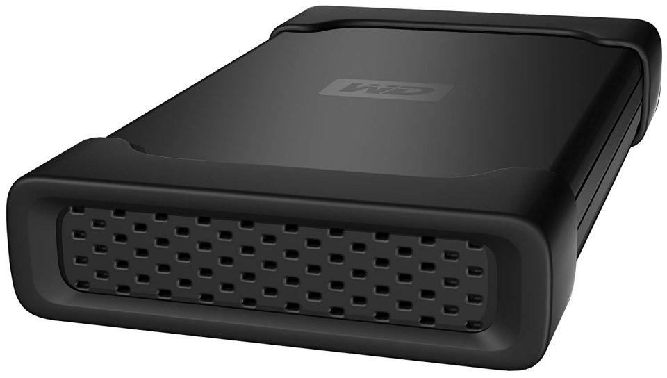 Western Digital WDE1UBK10000E Elements externe Festplatte 1 TB HDD USB2.0